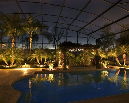 Pool Area Lighting Orlando