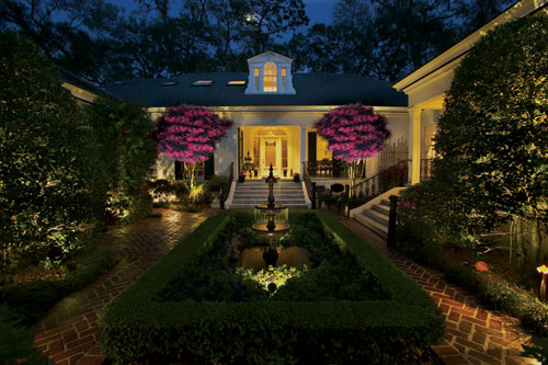 LED Garden Lighting in Daytona Beach
