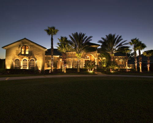 Security Lights Winter Springs Florida