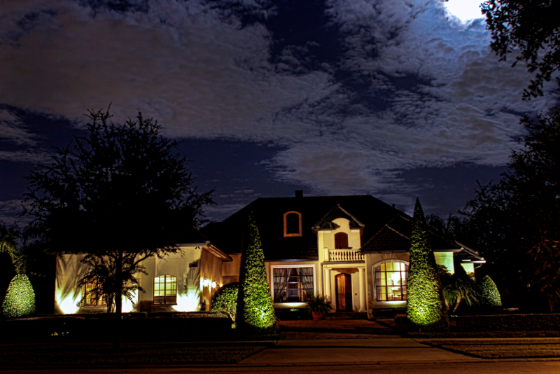 Landscape Lighting Winter Springs Florida