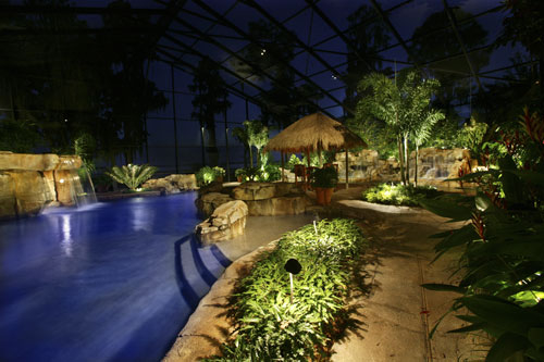 Landscape Lighting Designs Daytona Beach