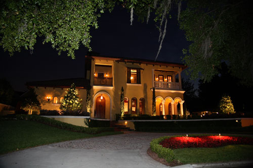Landscape Lighting Designs Orlando