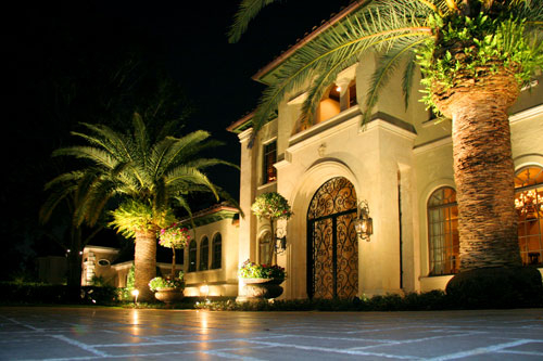 Security Lighting in Orlando