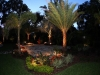 Garden Lighting in Daytona Beach
