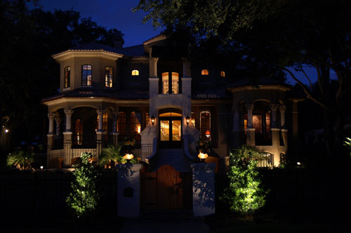 LED Landscape Lighting in Heathrow, FL