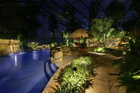 Landscape Lighting Design & Outdoor Landscape Lighting Design in Longwood FL | Illuminations USA