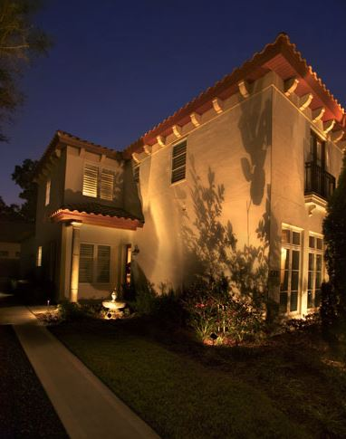 Outdoor Lighting in Daytona Beach, FL