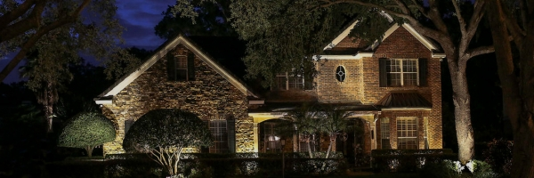 Outdoor lighting company orlando fl design installation architectural and landscape lighting aloadofball Image collections