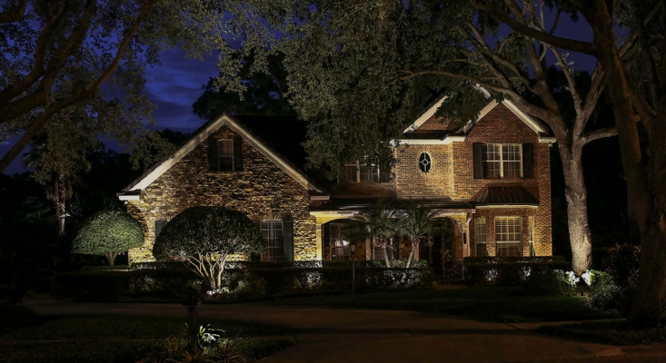 Architectural And Landscape Lighting