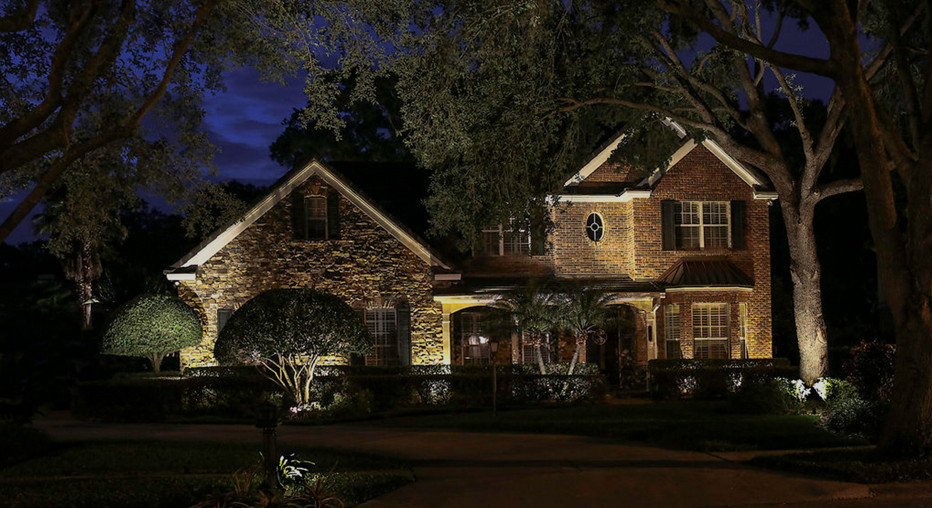 Outdoor Lighting Company Orlando Fl Design Installation Illuminations Usa