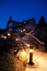 Not sure where to place your outdoor lights? We have a few suggestions to help you highlight your homes features.