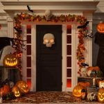 Celebrating Halloween With Spooktacular Light Displays