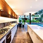 Lights In Outdoor Kitchen
